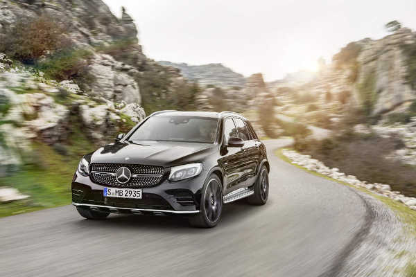 Mercedes-AMG GLC 43 4MATIC 2016