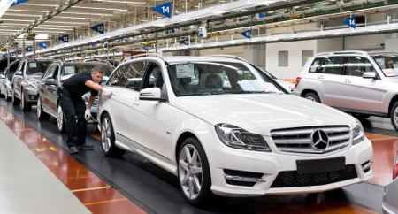 Mercedes C-Klasse 750.000