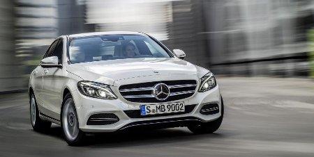 Mercedes C-Klasse W205 2014