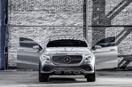 Mercedes Concepot SUV 2014
