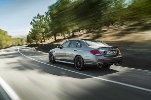 Mercedes-AMG E 63 4MATIC+ 2017