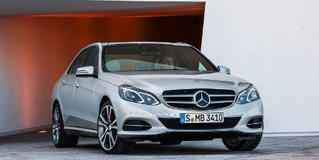 Mercedes-Benz E-Klasse Facelift 2013