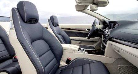 Mercedes E-Klasse Cabrio & Coupé Facelift 2013 Detroit NAIAS