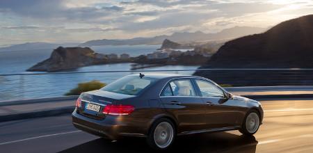 Mercedes-Benz E-Klasse Hybrid Facelift 2013
