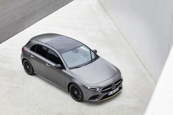 Mercedes A-Klasse 2018
