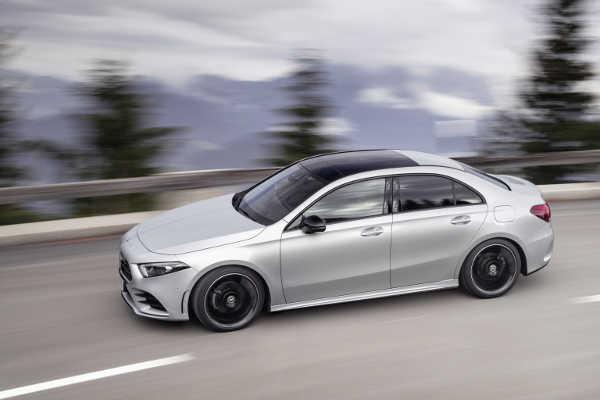 Mercedes-Benz A-Klasse Limousine 2018