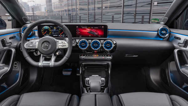 Mercedes-AMG A 35 4MATIC Limousine 2019