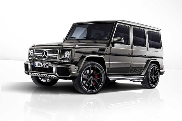 Mercedes-AMG G 63 & G 65 Exclusive Edition 2017