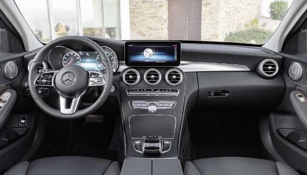 Mercedes C-Klasse 2018 Facelift W205