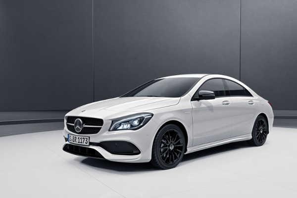 Mercedes CLA UrbanStyle Edition 2018