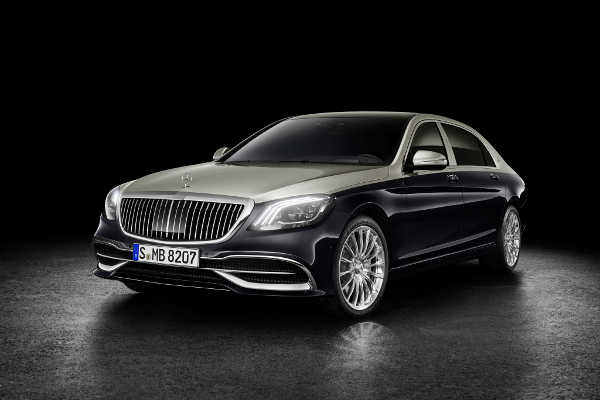 Mercedes-Maybach S-Klasse 2018