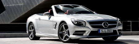 Mercedes SL 350 Edition 1