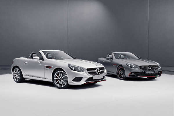 Mercedes SLC RedArt Edition 2017