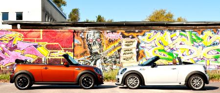Mini Cabrio & Mini Roadster