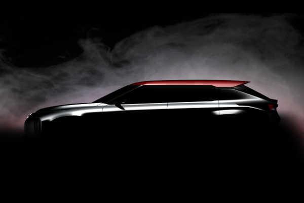 Mitsubishi Ground Tourer Concept 2016