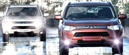 Mitsubishi Outlander III 2012