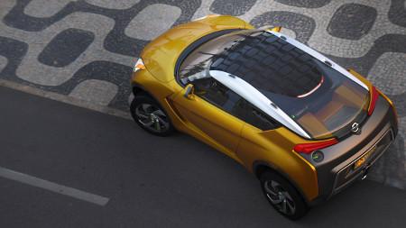 Nissan Extrem Sao Paulo Motor Show 2012