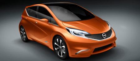 Nissan Invitation Concept Genf 2012