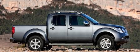 Nissan Navara XE Double Cab