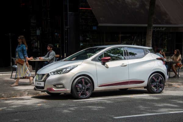 Nissan Micra N-Style 2019