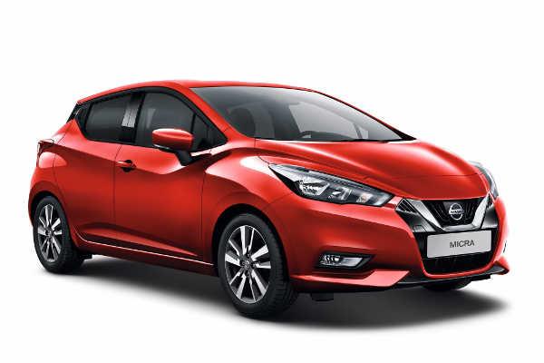 Nissan Micra N-Way Sondermodell 2018