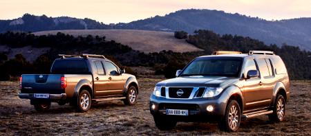 Nissan Navara Platinum & Nissan Pathfinder Platinum