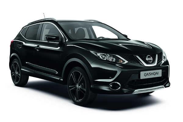 Nissan Qashqai Black Edition 2016