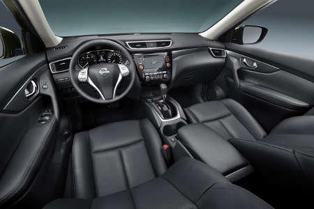 Nissan X-Trail III 2014