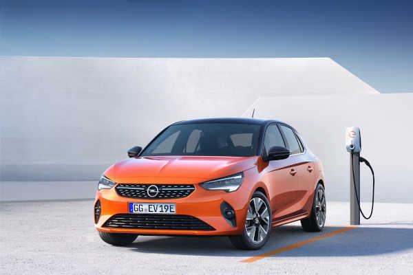 Opel e-Corsa 2019