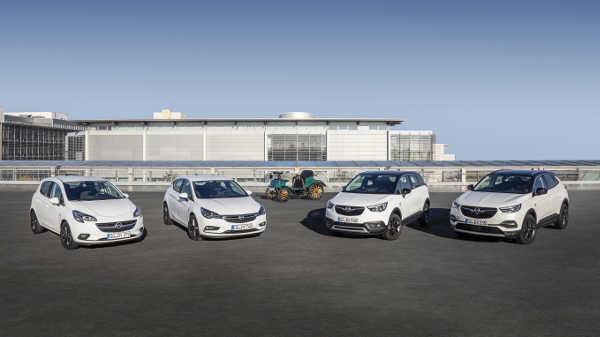 Opel 120 Jahre Automobilbau