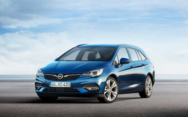 Opel Astra Facelift (2019) Sports Tourer Kombi