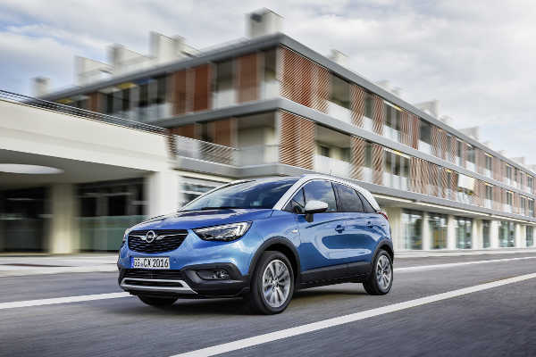 Opel Crossland X Edition 1.5 Diesel