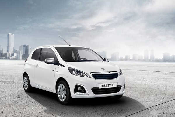 Peugeot 108 Style 2016