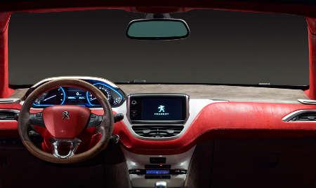 Peugeot 2008 Castagna 2014