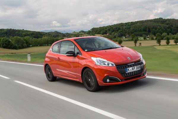 Peugeot 208 1.2 PureTech 72