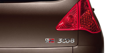 Peugeot 3008 Napapijri