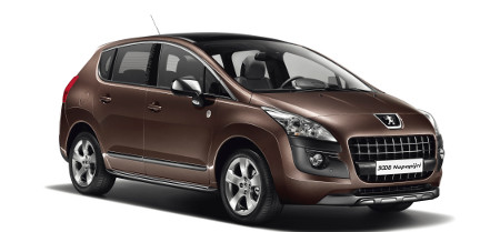 Peugeot 3008 Limited Edition Napapijri 2013