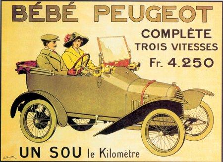 Peugeot Bébé