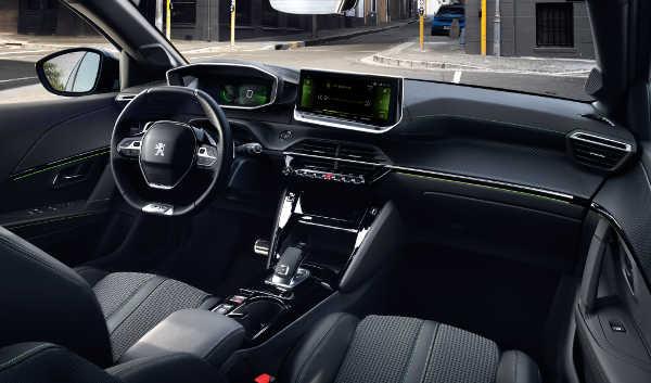 Peugeot 208 II 2019 i-Cockpit