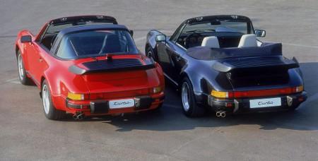 Porsche 911 Targa G-Serie
