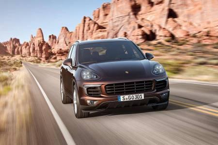 Porsche Cayenne 2015 Diesel