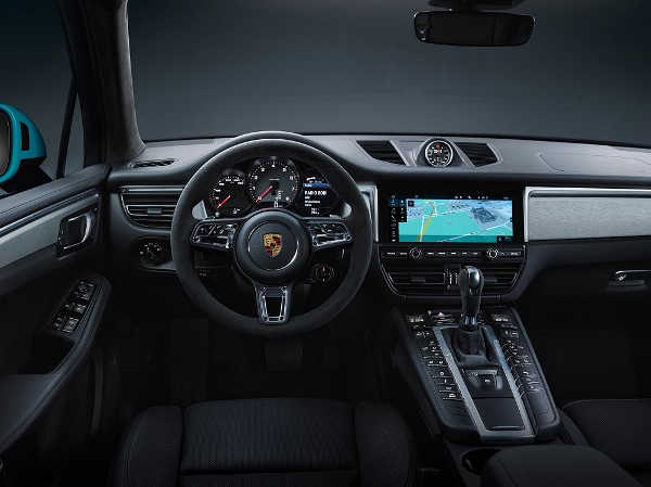 Porsche Macan 2019 Interieur