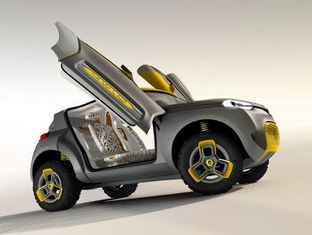 Renault Kwid Auto Expo 2014
