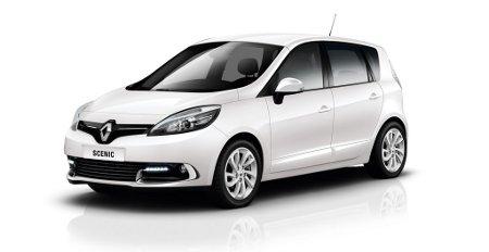 Renault Scenic Paris