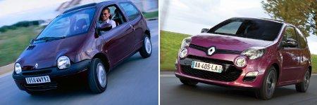 Renault Twingo I & II