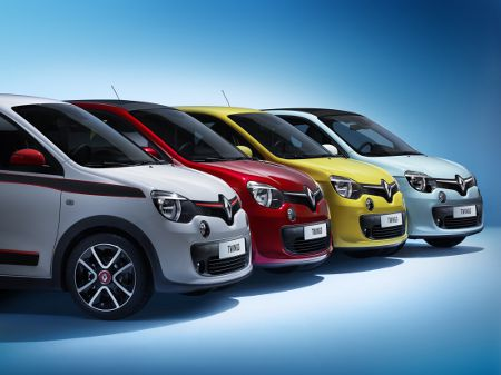 Renault Twingo III 2014