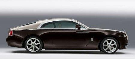 Rolls-Royce Wraith Genfer Autosalon 2013