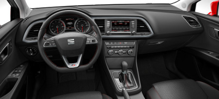 Seat Leon III 2012