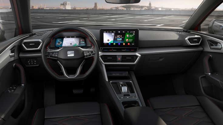 Seat Leon IV (2020) Interieur