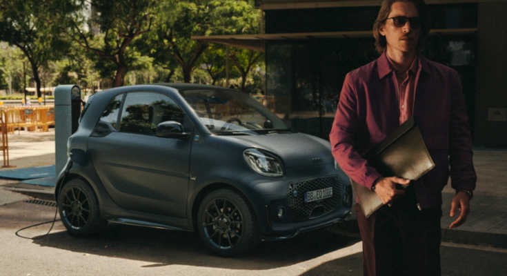 smart EQ fortwo edition bluedawn 2021